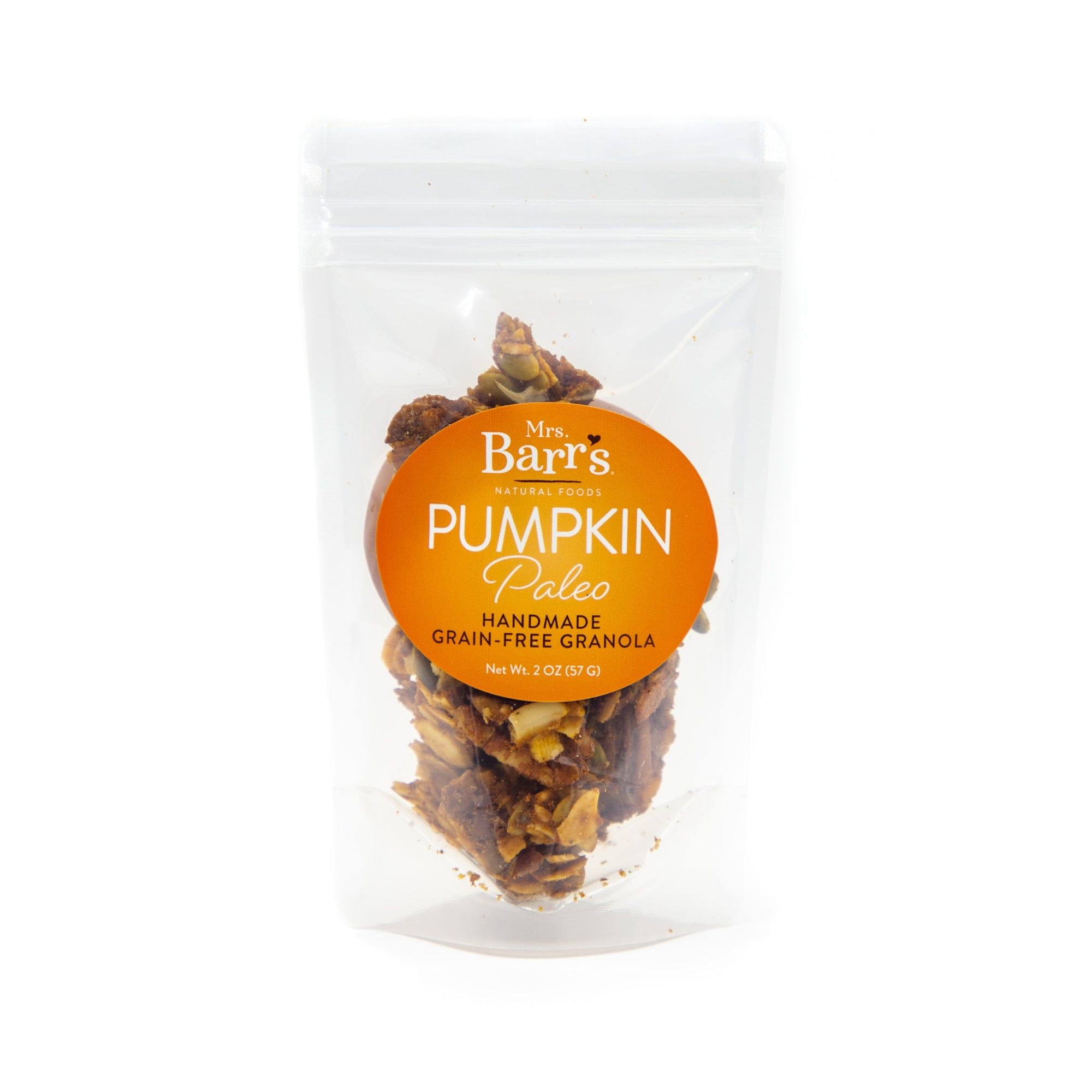 Mini Paleo Pumpkin (2oz)