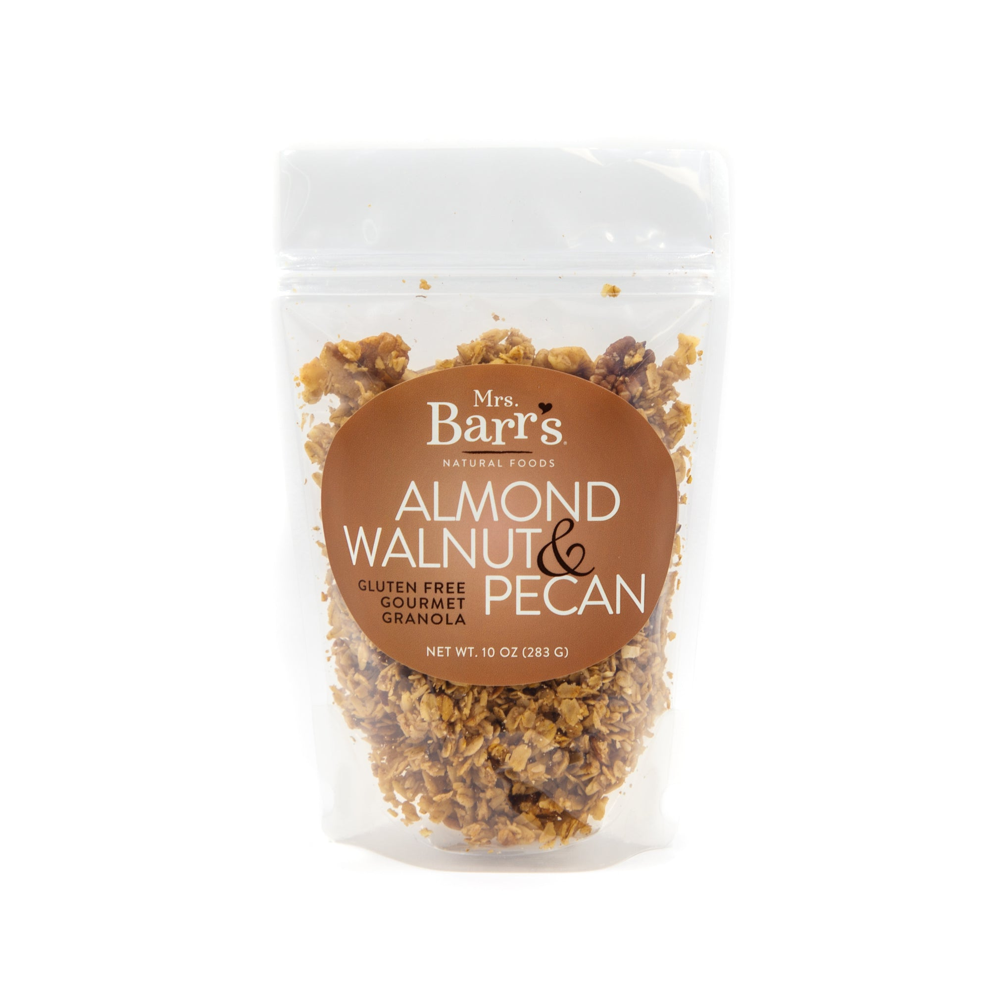 Almond Walnut Pecan Granola