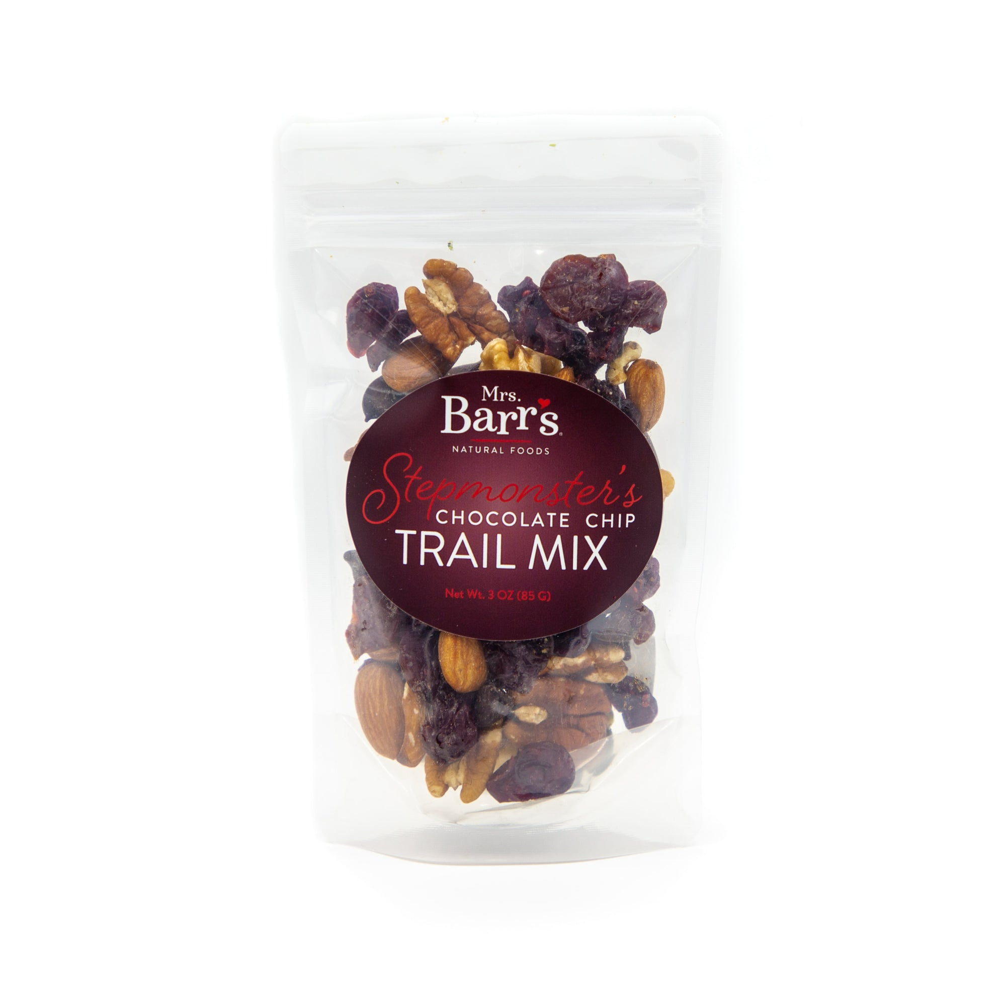 Mini Stepmonster's Chocolate Chip Trail Mix (3oz)