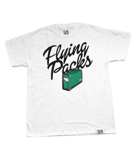 Luggage White T-Shirt