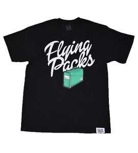Luggage Black T-Shirt