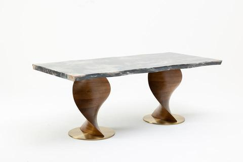 Chancery Marble Dining Table