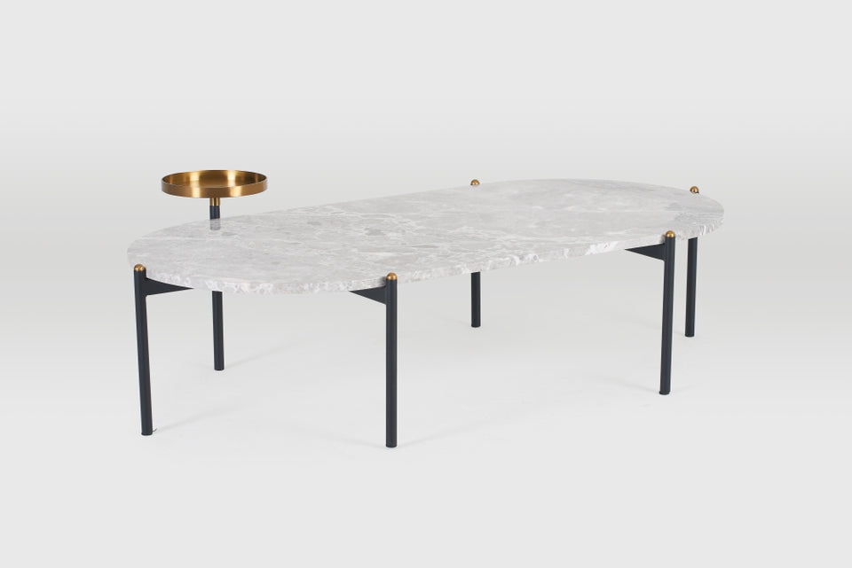 ALPENA Oval Coffee Table