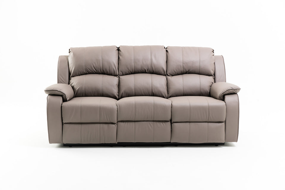 BALGAS Manual Recliner Sofa
