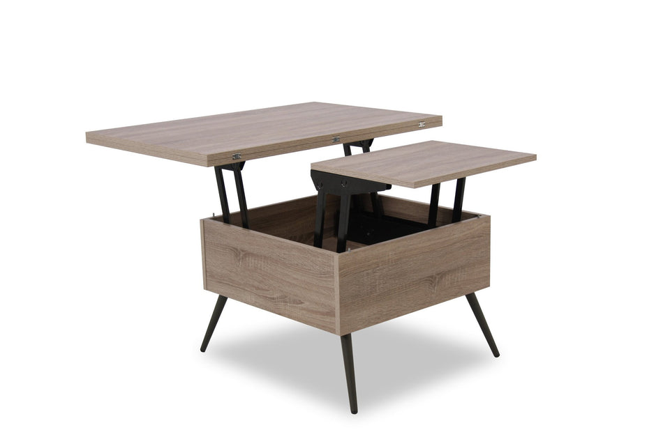 NEUSS Lift-Top Coffee Table