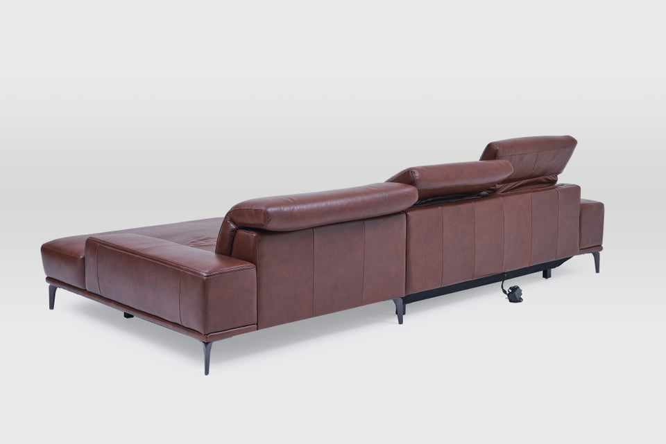 BERKELEY L-Sectional Sofa