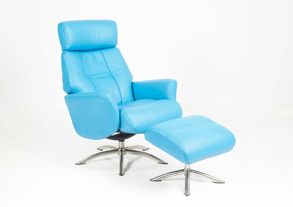 CEFALU Manual Recliner Armchair