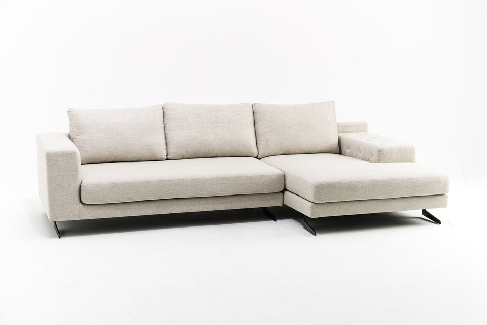 CARLO L-Sectional Sofa