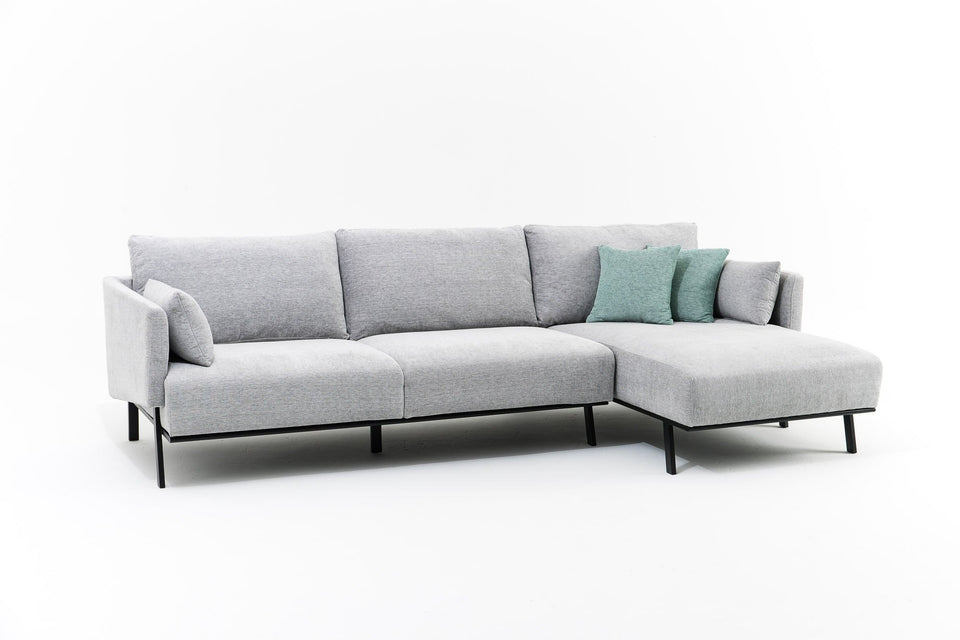 DONA L-Sectional Sofa