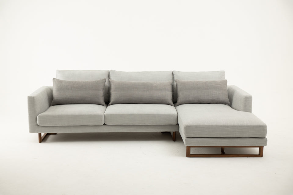 GRAMERCY L-Sectional Sofa