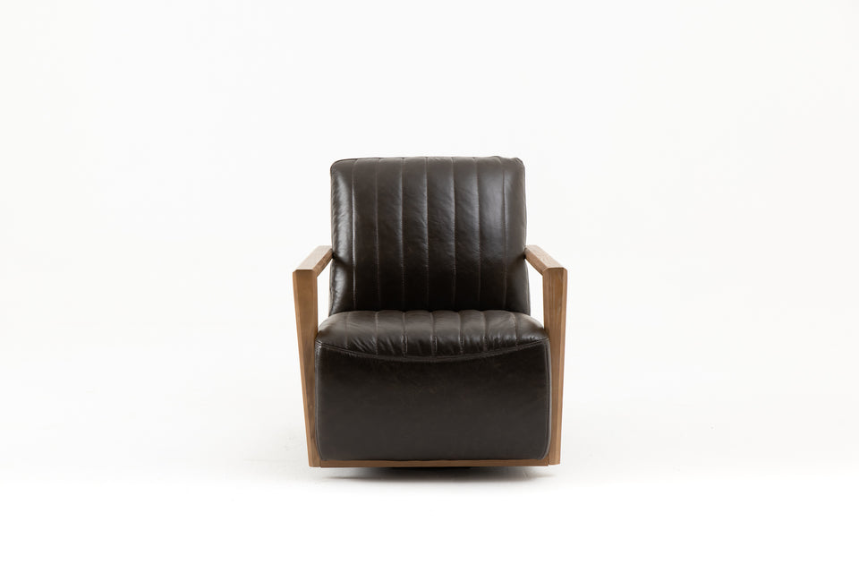 KINGHAM Swivel Armchair