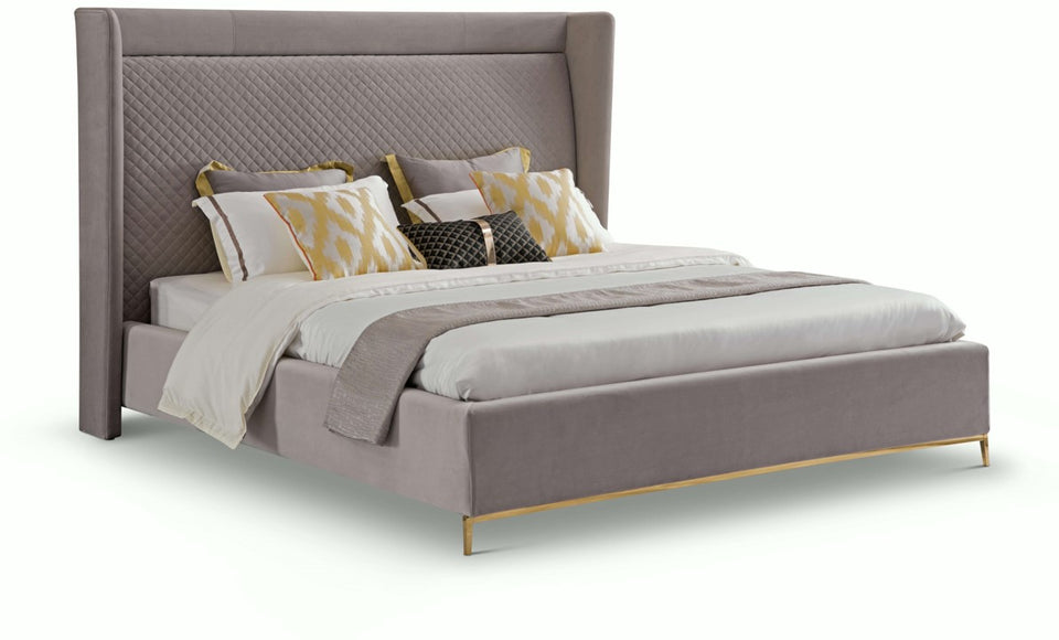 SKANOR King Size Bed Frame