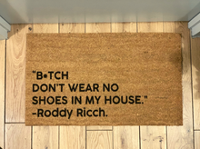 Load image into Gallery viewer, The Roddy Ricch Doormat™️ - Roddy Ricch Doormat