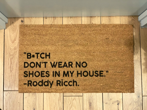 The Roddy Ricch Doormat™️ - Roddy Ricch Doormat