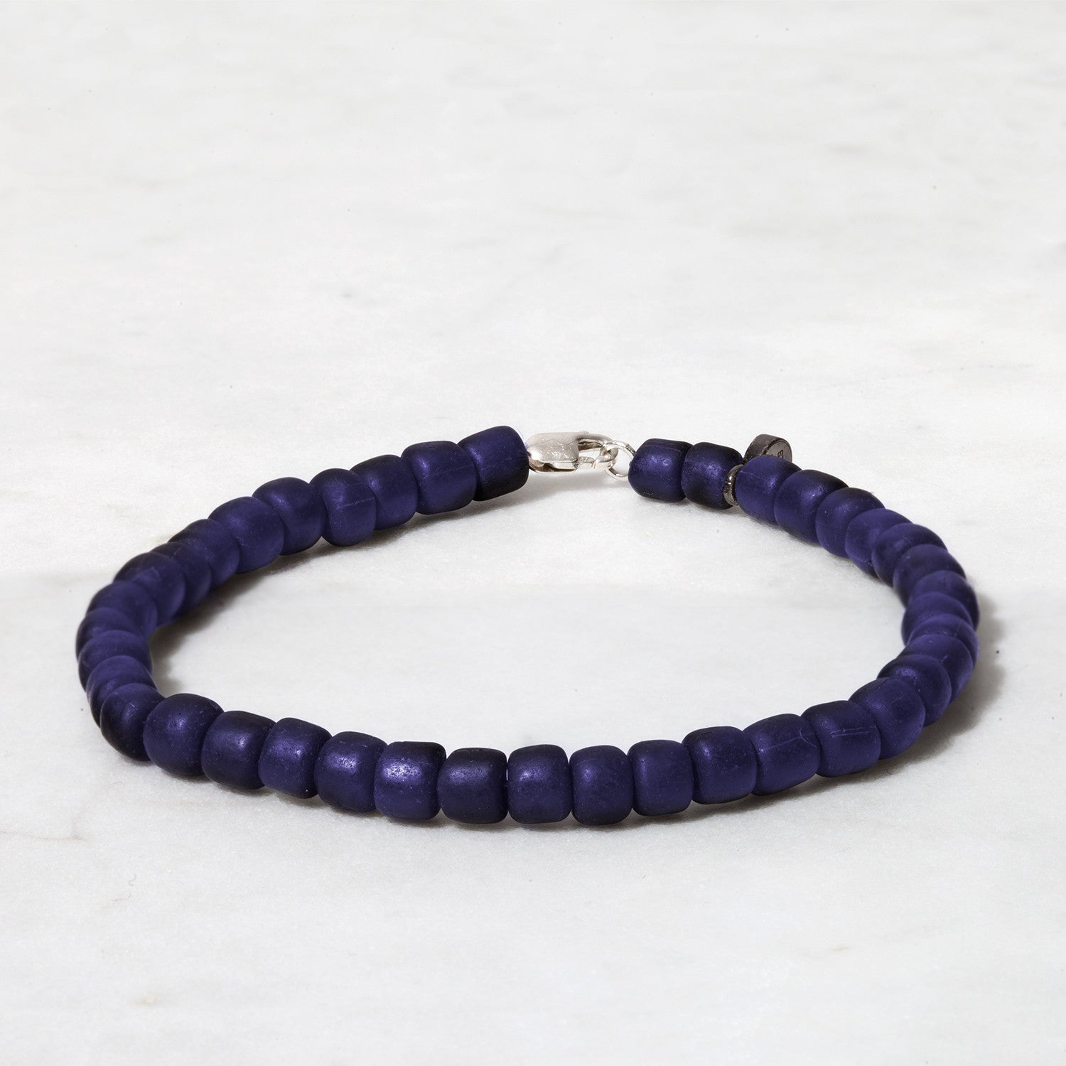 s natural traveler kiel patrick navy thread james collection bracelet travelers world products stack