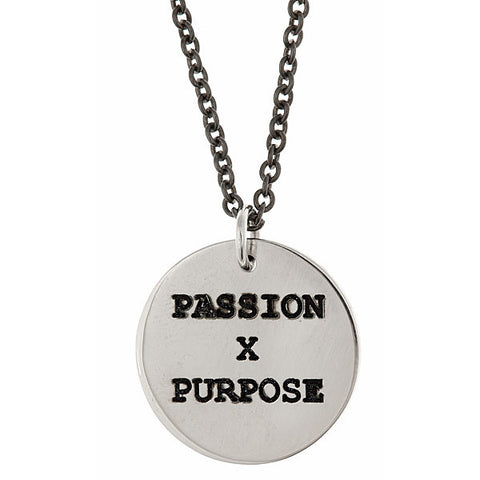 Sweetgreen Passion x Purpose Necklace
