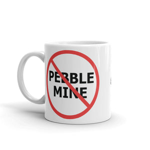 Stop Pebble Mine Cup