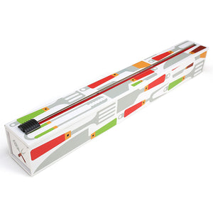"ChicWrap Aluminum Foil & Dispenser 18"" x 30"""