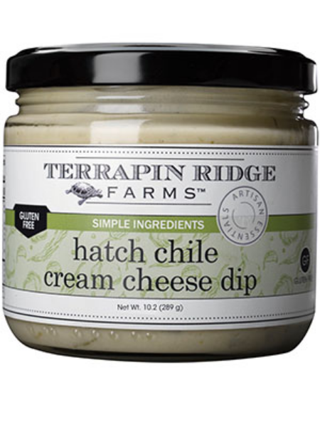 Hatch Chile Cream Cheese Dip