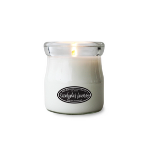 Cream Jar Candle