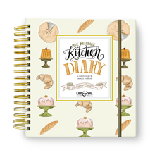 Load image into Gallery viewer, Keepsake Kitchen Diary