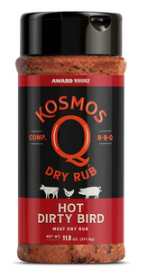 Dirty Bird Hot Rub