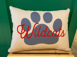 Wildcats Pillow
