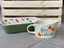 Load image into Gallery viewer, Autumn Harvest Gravy Boat