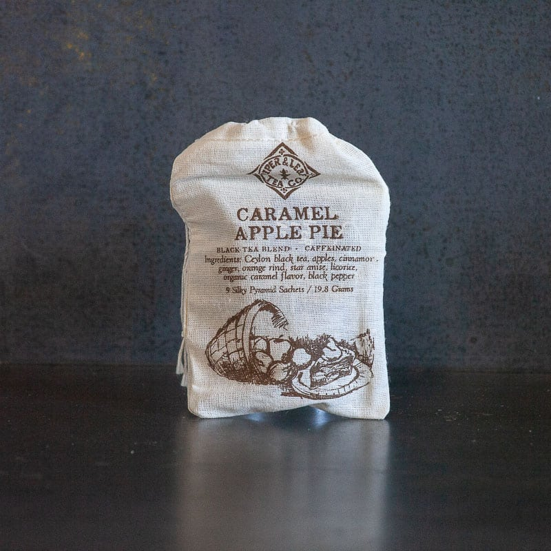 Caramel Apple Pie Sachet Tea