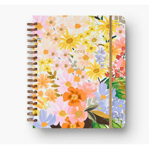 17-Month Hard Cover Spiral Planner