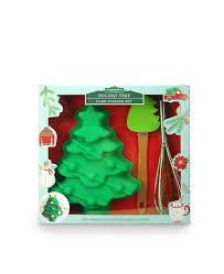 Holiday Tree Cake Baking Set