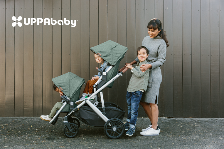 Uppababy Vista V2 Pushchair