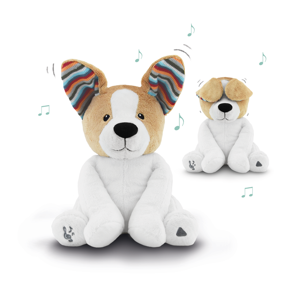 Musical Soft Toy by Zazu