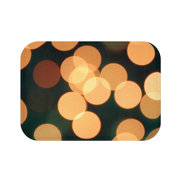 Bokeh Bath Mat - Shopoya