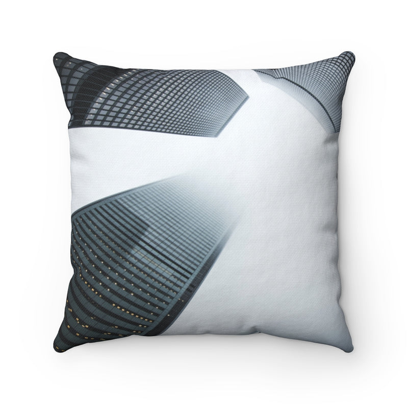 Cloudy City Pillow Case - Shopoya