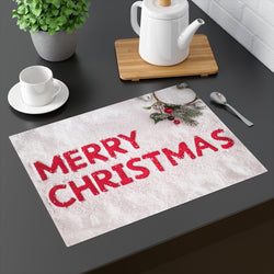 Merry Christmas Placemat - Shopoya