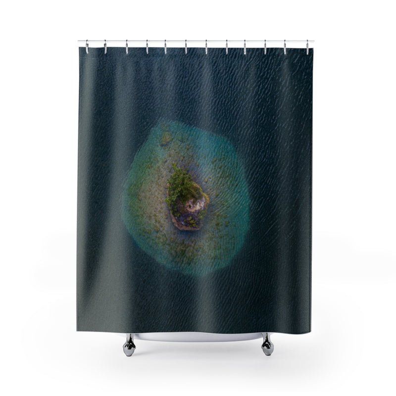 Island Shower Curtains - Shopoya