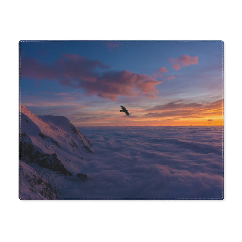 Above Clouds Placemat - Shopoya