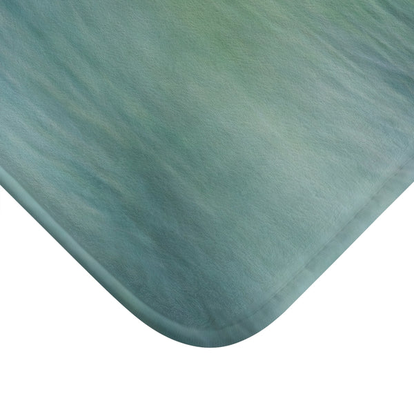 Abstract Jungle Bath Mat - Shopoya