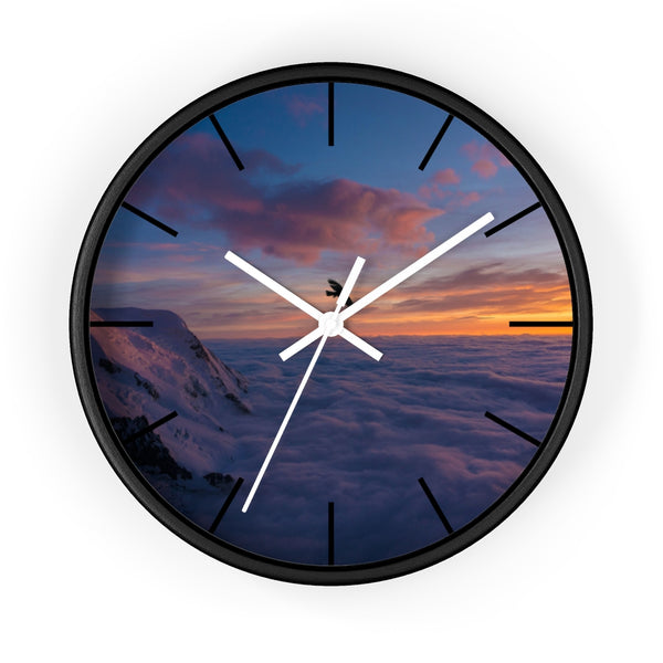 Above Clouds Wall clock - Shopoya