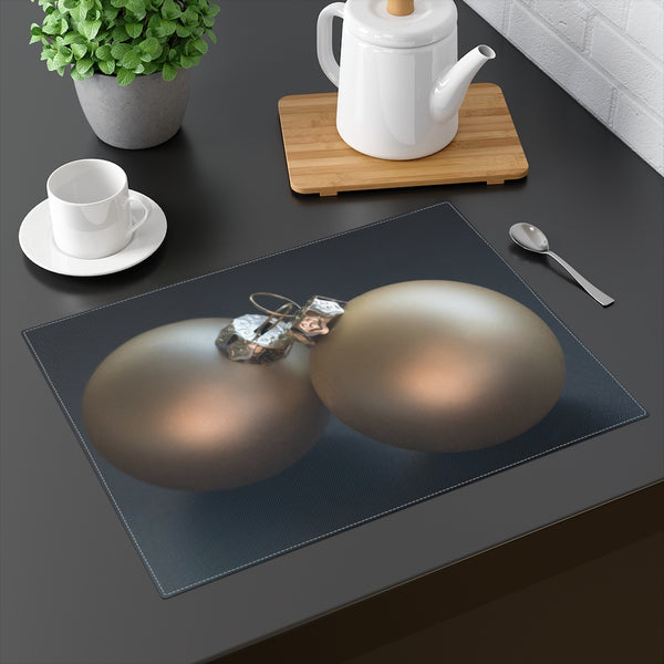 Golden Ornaments Placemat - Shopoya