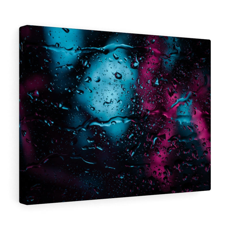 Miami Night Canvas Print - Shopoya