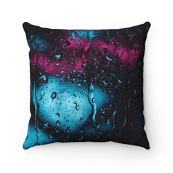 Miami Night Throw Pillow - Shopoya