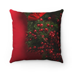 Red Xmas Pillow Case - Shopoya