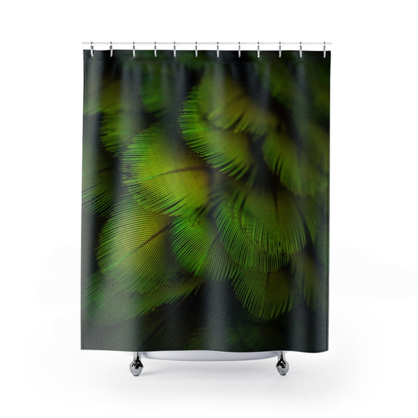 Palms Shower Curtains - Shopoya