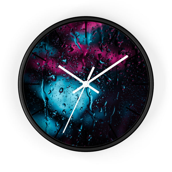 Miami Night Wall Clock - Shopoya