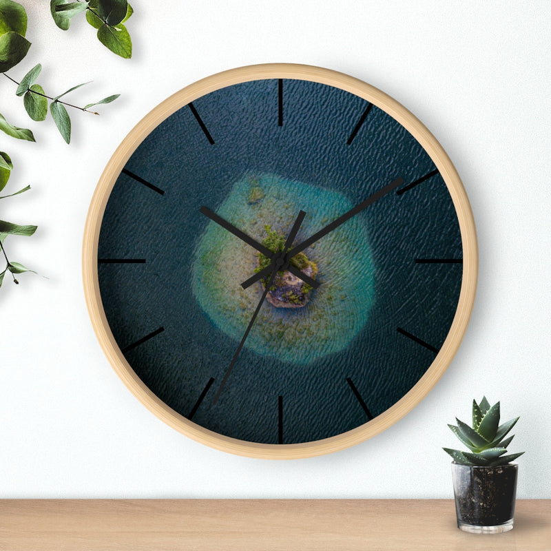 Island Wall clock - Shopoya