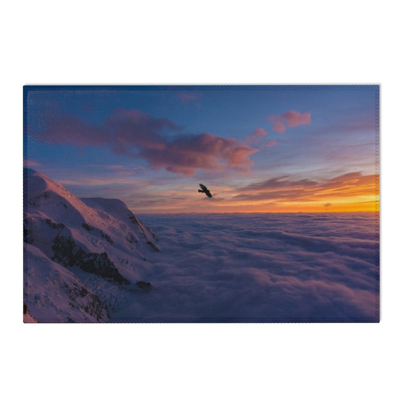 Above Clouds Area Rug - Shopoya