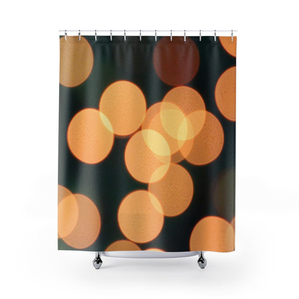 Bokeh Shower Curtain - Shopoya