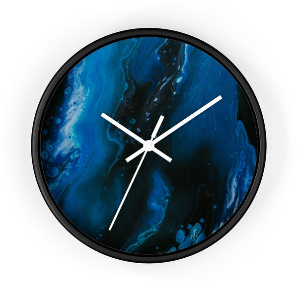 Abstract Wave Wall clock - Shopoya